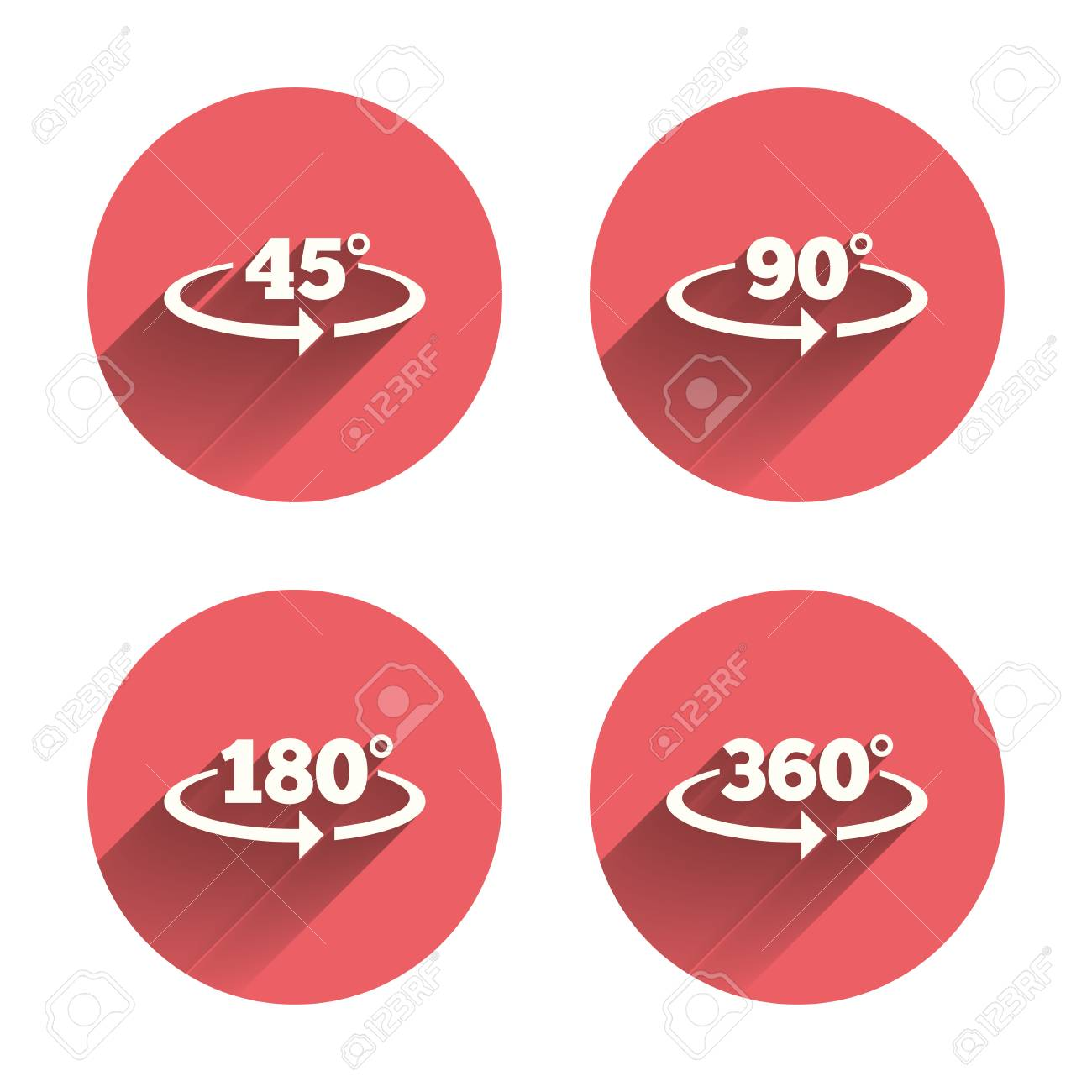 Degrees Symbol Red Clipart Library