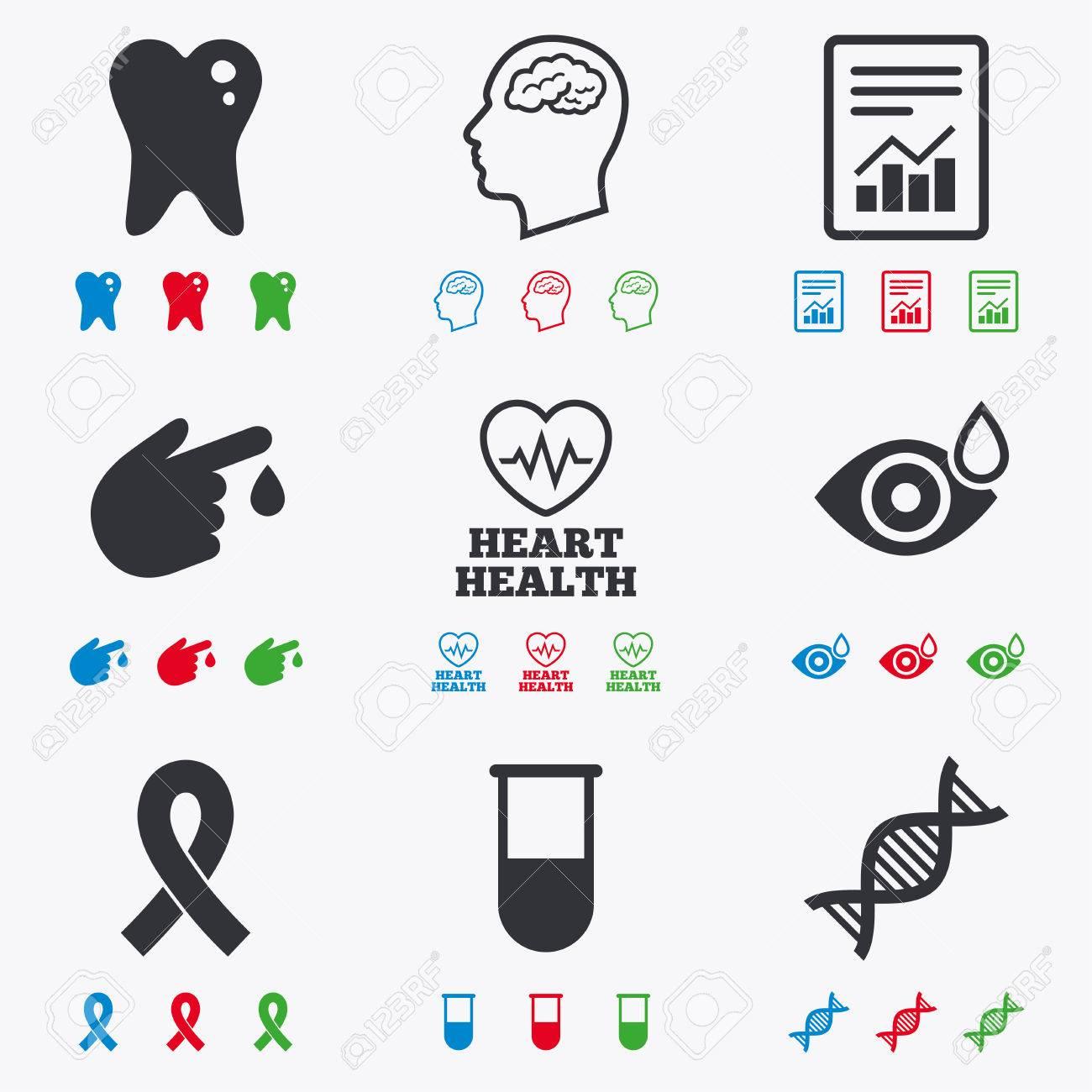 Medicine medical health and diagnosis icons blood test dna medicine medical health and diagnosis icons blood test dna and neurology signs biocorpaavc