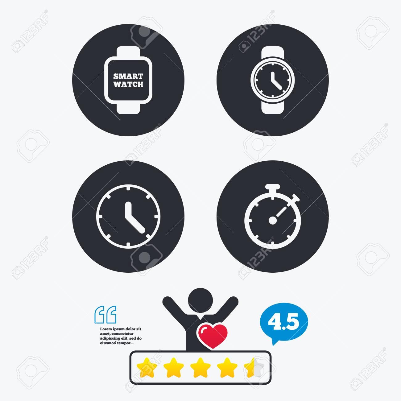 Mechanical symbol art mind map ideas digital symbols dolgularcom 49249047 smart watch icons mechanical clock time stopwatch timer symbols wrist digital watch sign star vote r digital symbols biocorpaavc