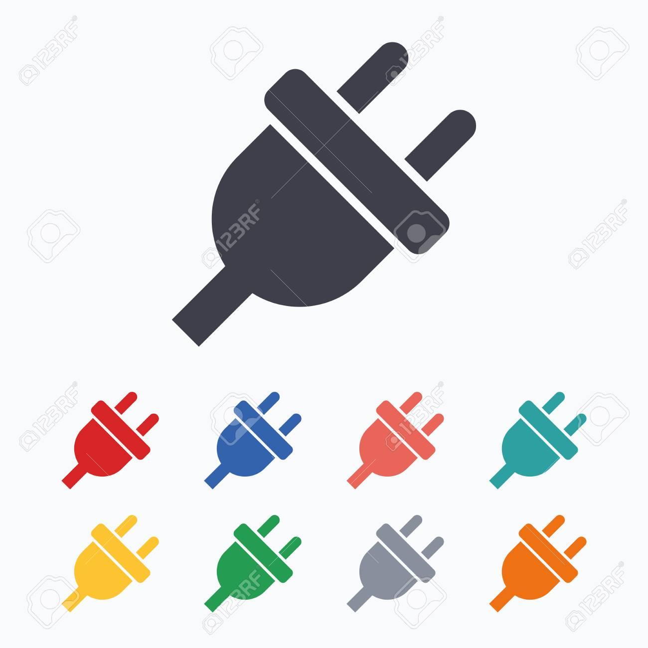 Ungewöhnlich Symbole Der Elektrizität Bilder - Elektrische ...