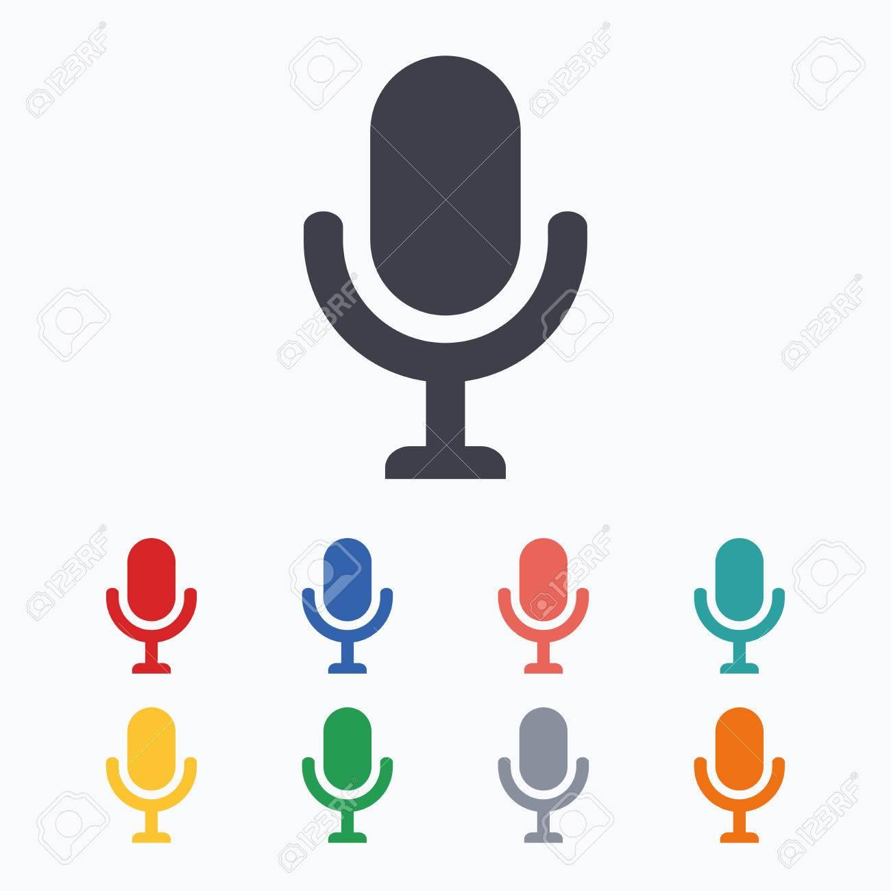 Nice Microphone Symbol Festooning - Wiring Diagram Ideas - blogitia.com