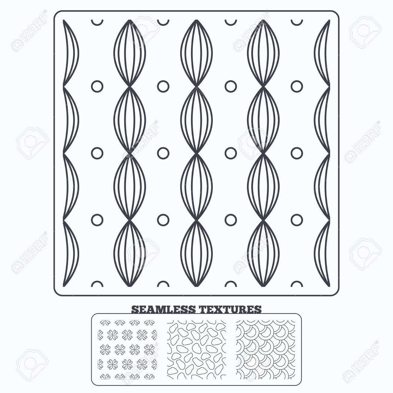Geometría Texturas Diseño De Materiales. Ornamento De La Vendimia ...