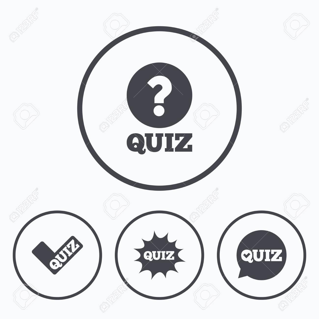 Ein Richtung Haken Quiz