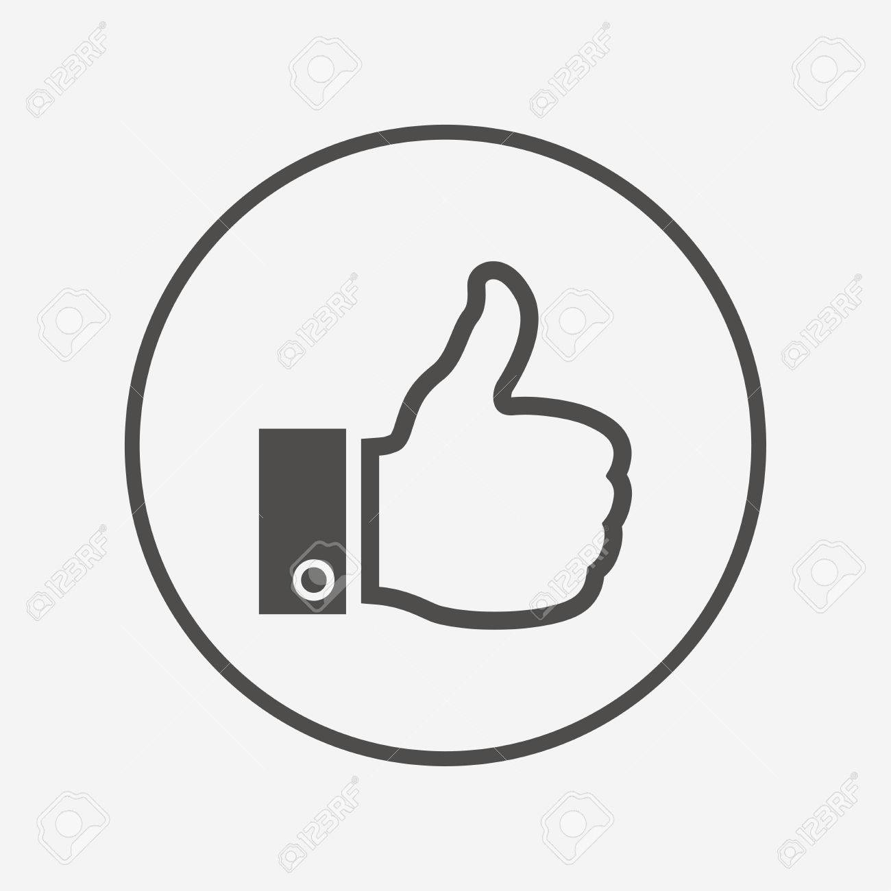 Like sign icon hand finger up symbol flat like icon simple like sign icon hand finger up symbol flat like icon simple design like buycottarizona Choice Image