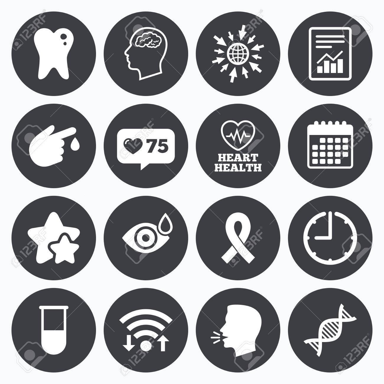 Calendar wifi and clock symbols like counter stars symbols calendar wifi and clock symbols like counter stars symbols medicine medical biocorpaavc