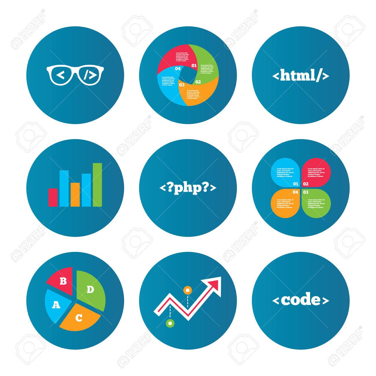 Business pie chart growth curve presentation buttons programmer business pie chart growth curve presentation buttons programmer coder glasses icon html nvjuhfo Choice Image