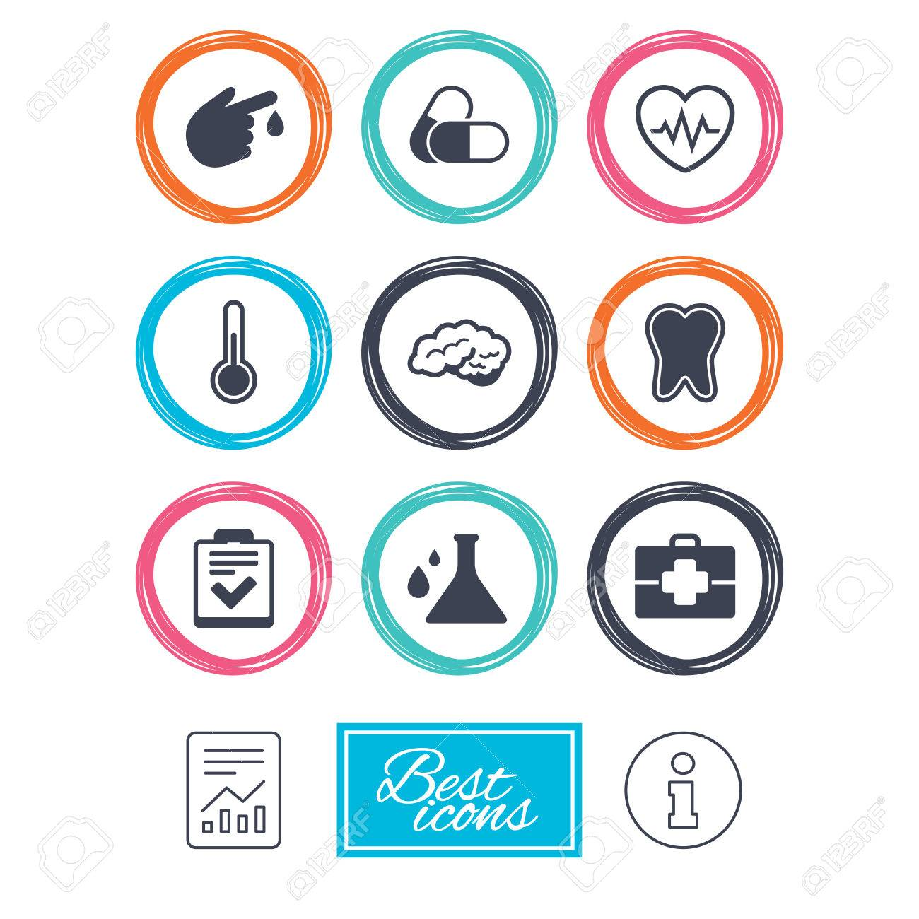 Medicine healthcare and diagnosis icons tooth pills and doctor medicine healthcare and diagnosis icons tooth pills and doctor case signs neurology buycottarizona Images