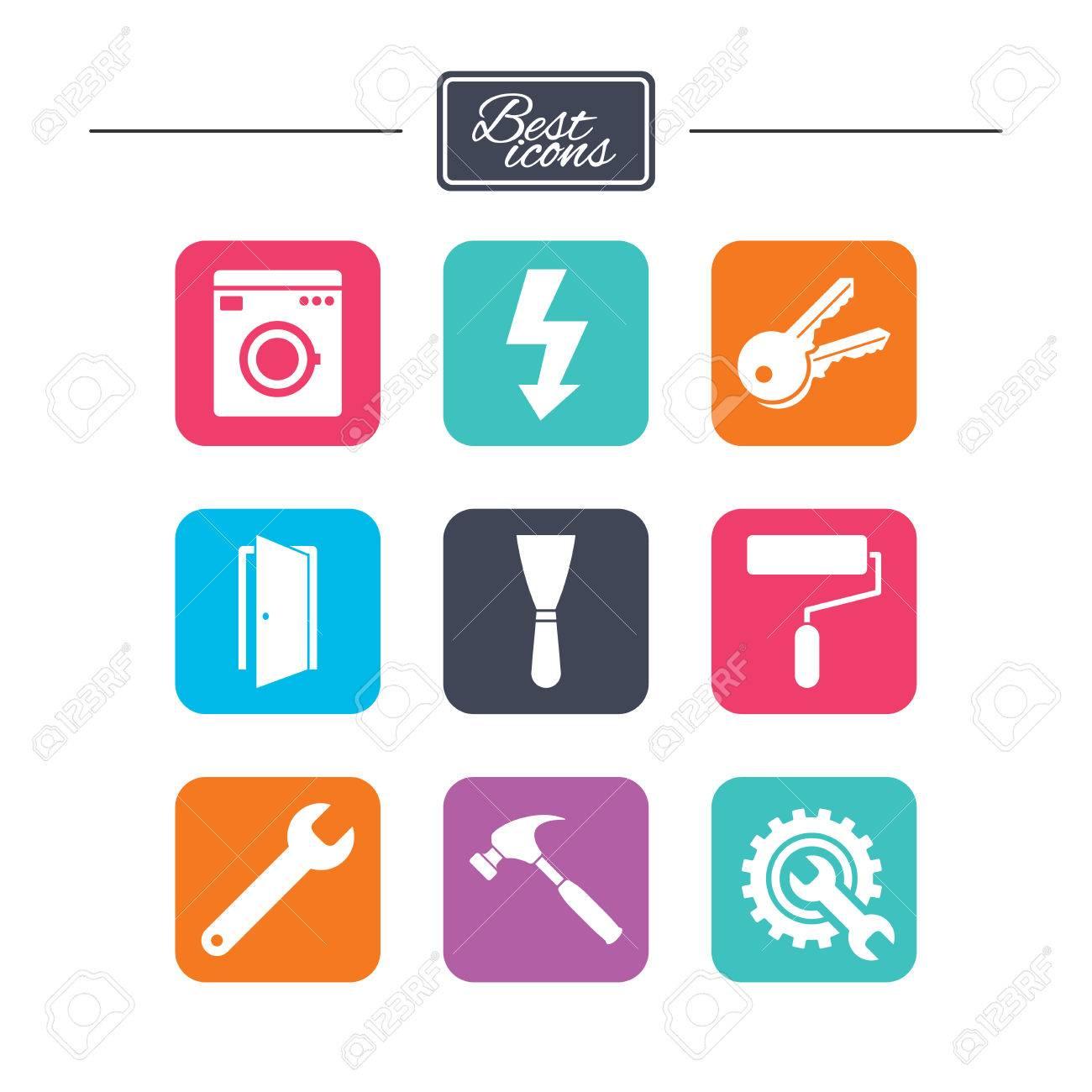 Wunderbar Symbole Der Elektrizität Bilder - Elektrische Schaltplan ...