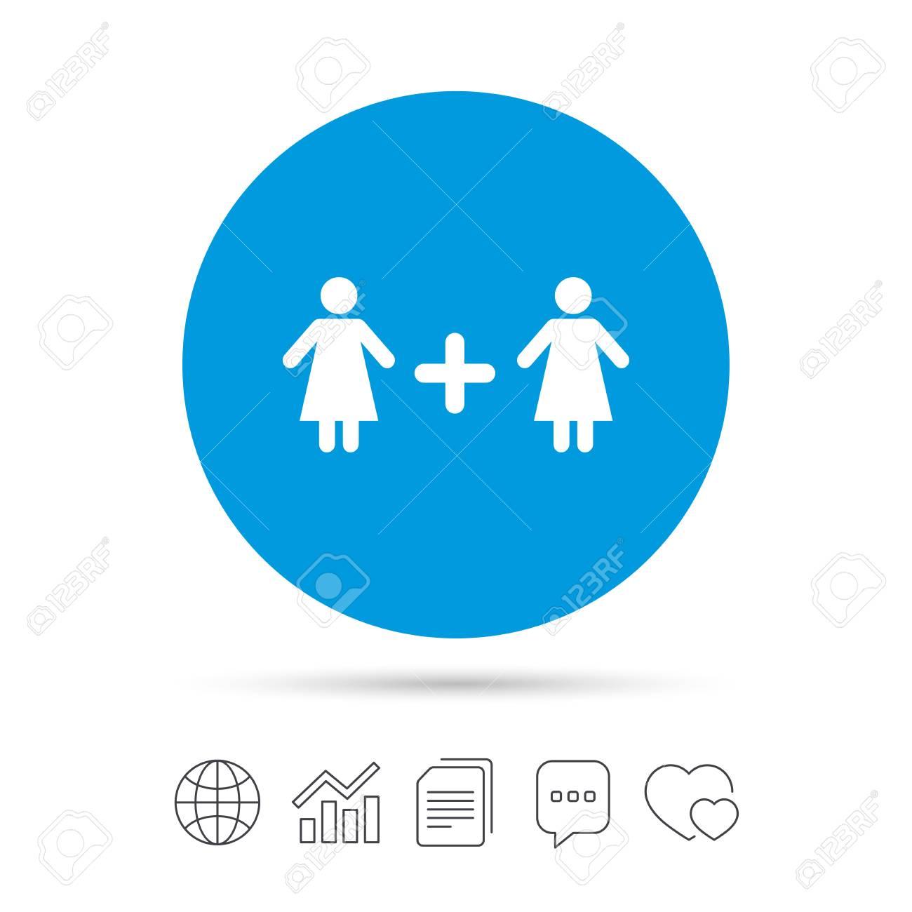 Lesbiche sesso grafico