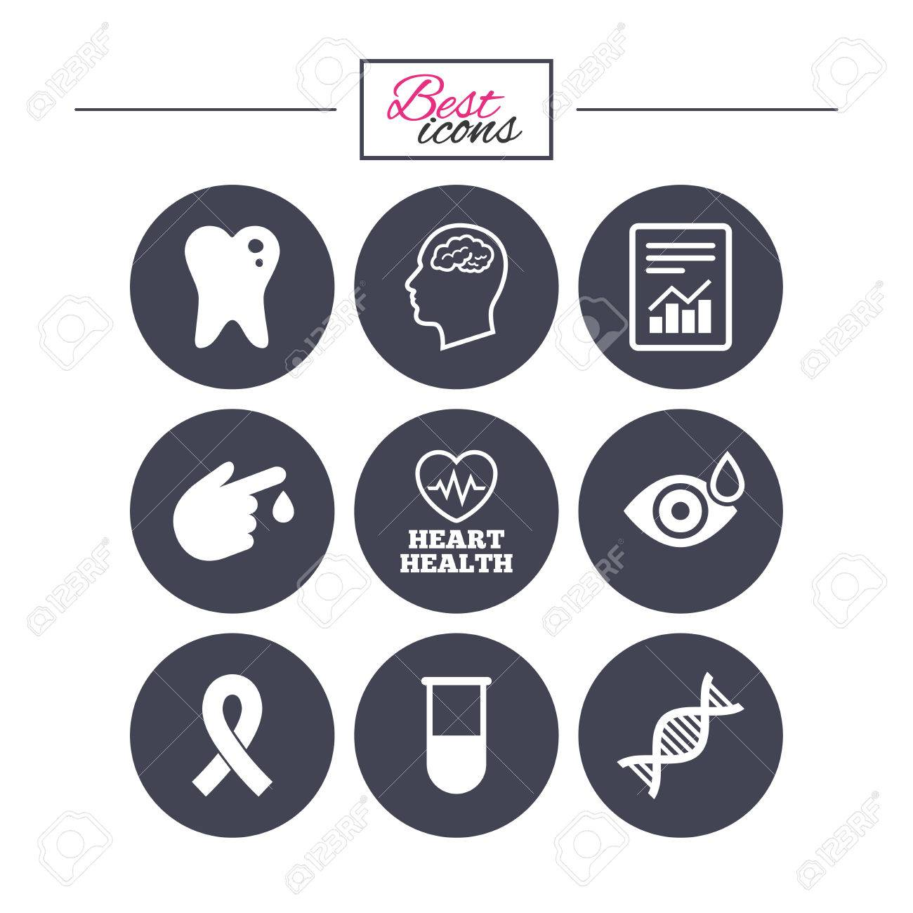 Medicine medical health and diagnosis icons blood test dna medicine medical health and diagnosis icons blood test dna and neurology signs biocorpaavc Gallery