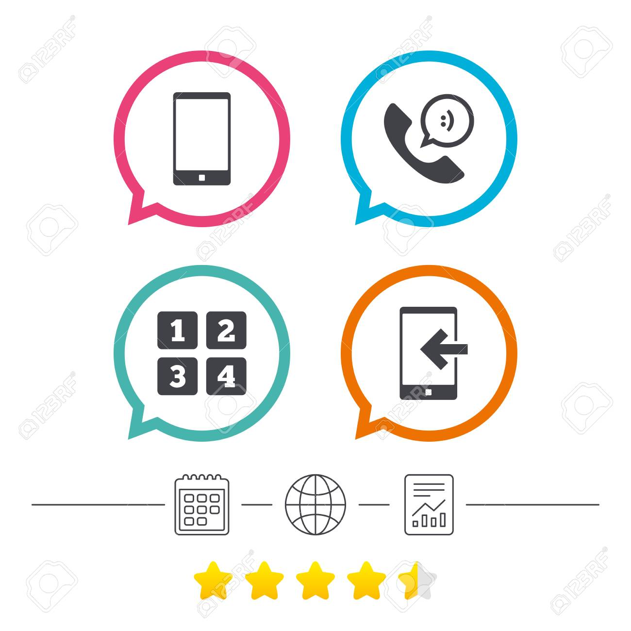 Star symbol keyboard choice image symbol and sign ideas phone icons smartphone incoming call sign call center support phone icons smartphone incoming call sign call biocorpaavc