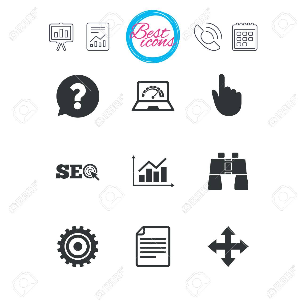 Presentation report and calendar signs internet seo icons presentation report and calendar signs internet seo icons analysis chart page ccuart Gallery