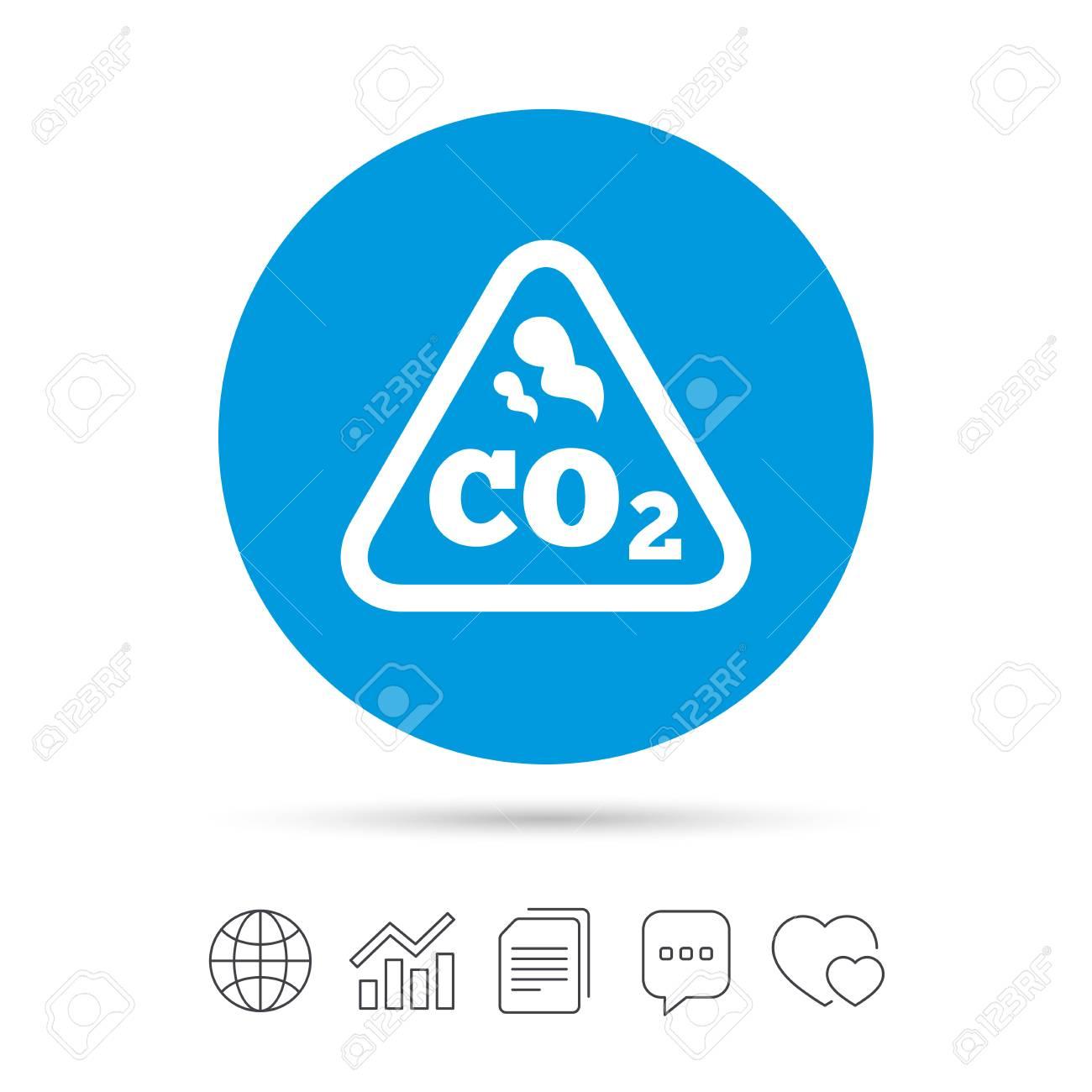 Co2 carbon dioxide formula sign icon chemistry symbol copy co2 carbon dioxide formula sign icon chemistry symbol copy files chat speech bubble buycottarizona Images