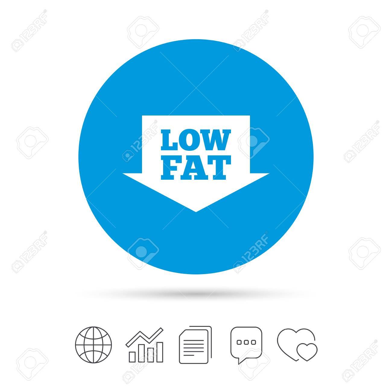 Low fat sign icon salt sugar food symbol with arrow copy files low fat sign icon salt sugar food symbol with arrow copy files biocorpaavc