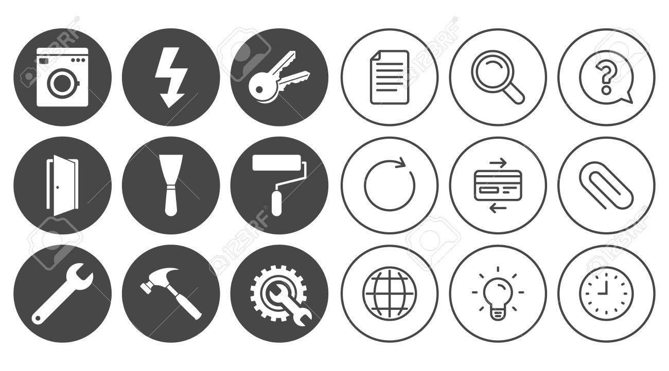 Fein Symbole Für Elektrizität Fotos - Elektrische Schaltplan-Ideen ...