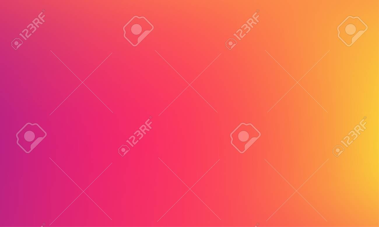 Abstract blurred gradient background. Colorful smooth banner template. Mesh backdrop with bright colors. Vector - 95468037