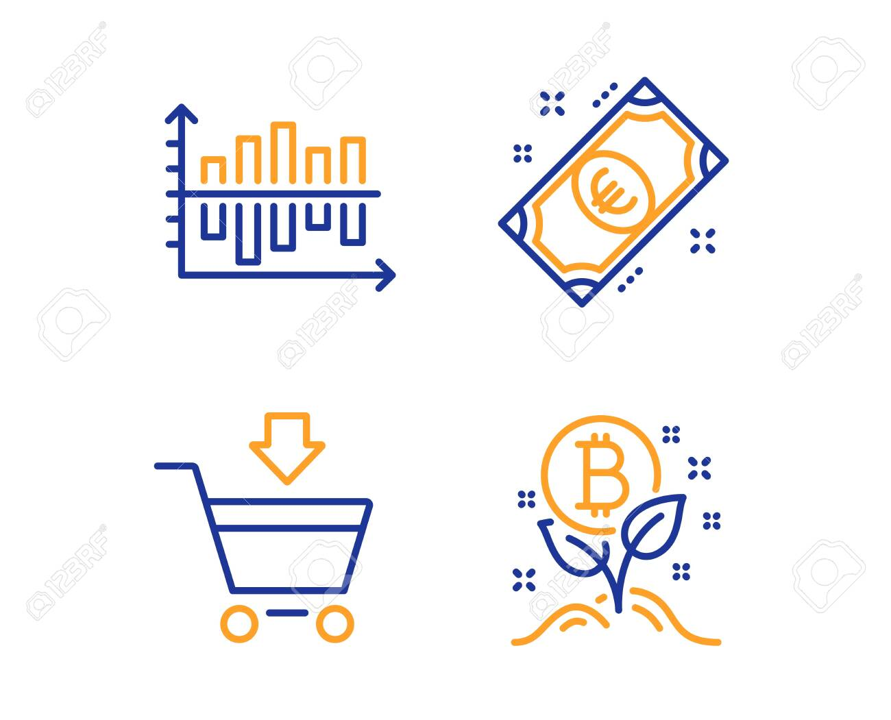 cryptocurrency shopping market