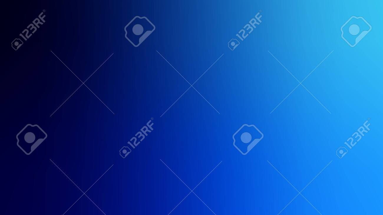 Blurred background. Abstract blue gradient design. Minimal creative background. Landing page blurred cover. Colorful graphic. Vector - 132633751