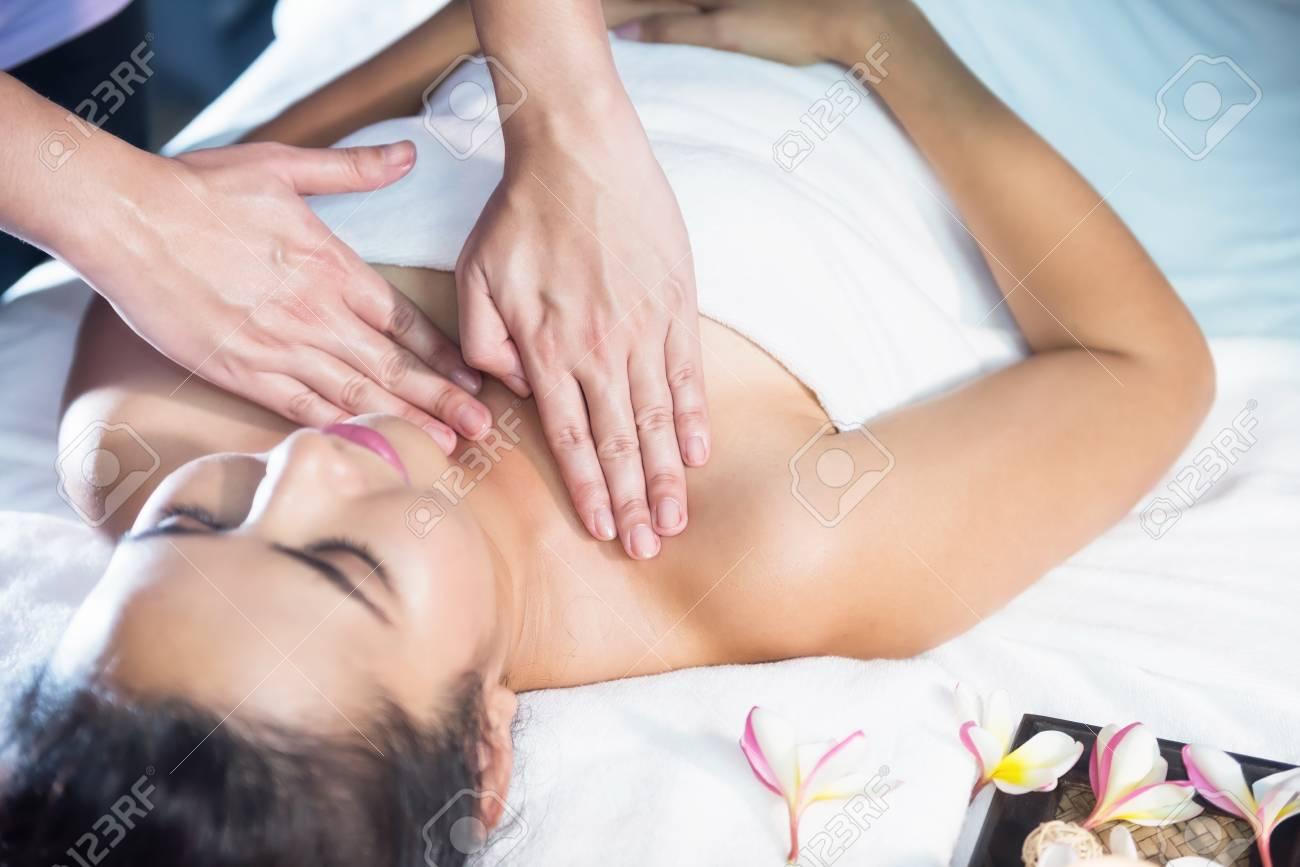 Asian Handjob Massage Pov