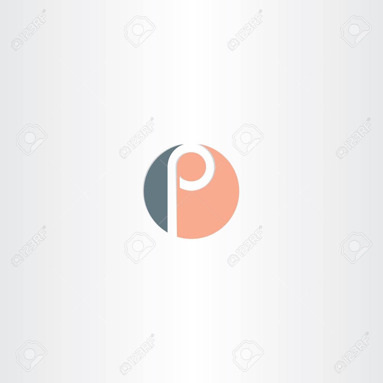 Circle icon letter p vector logo symbol element design royalty circle icon letter p vector logo symbol element design stock vector 42276161 biocorpaavc