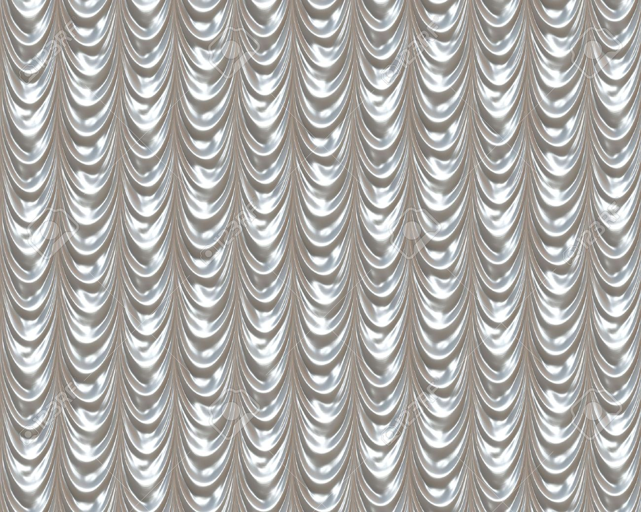 White curtain texture - A Silver Curtain Background Creased Silky Cloth Stock Photo 9396851