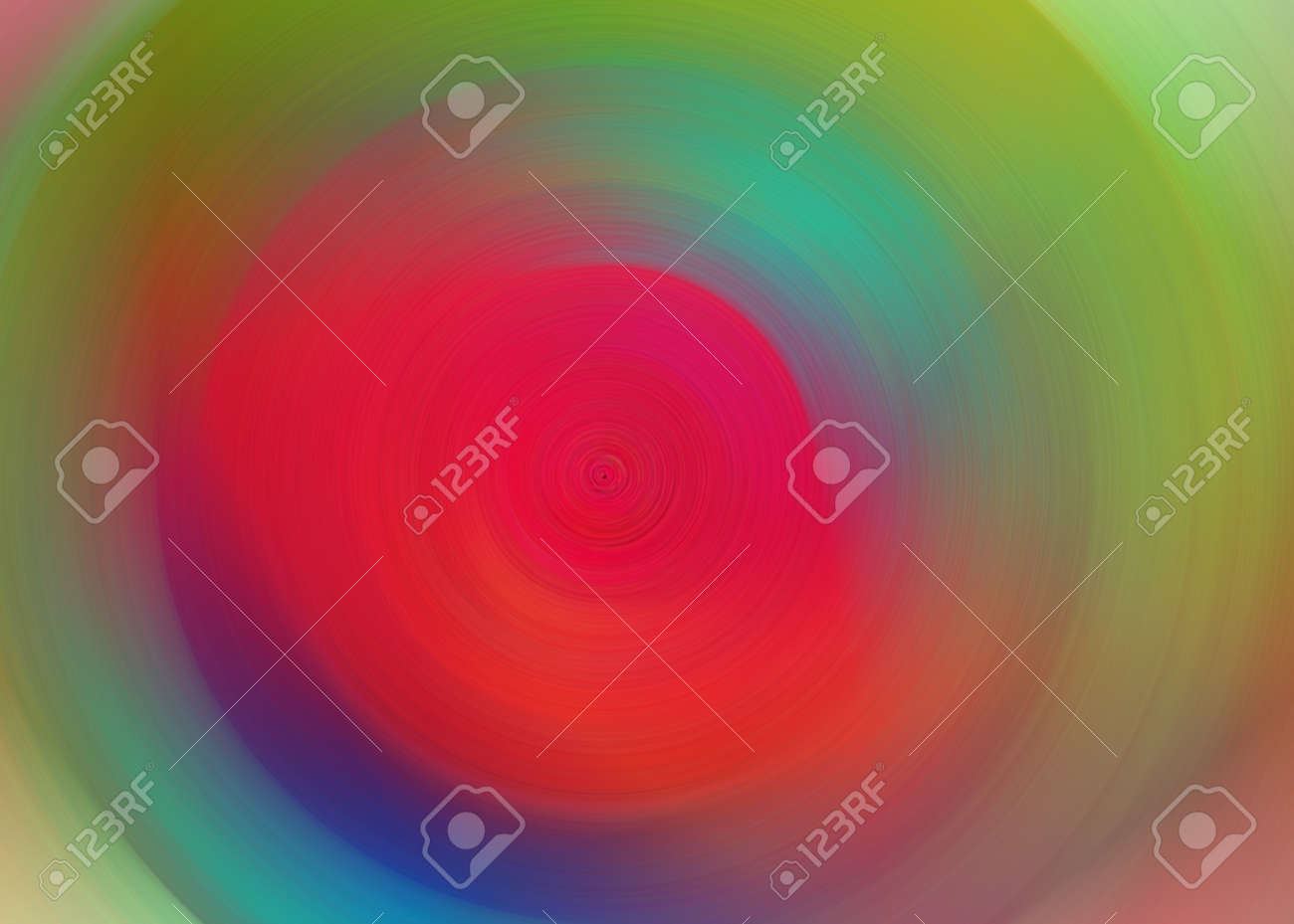 The colorful background, rainbow background - 166208833