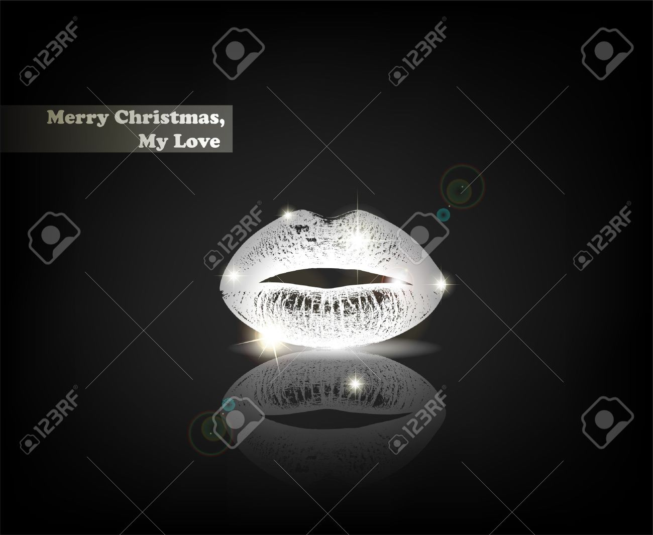 Merry Christmas My Love.Merry Christmas My Love From Serial Of Minimalistic