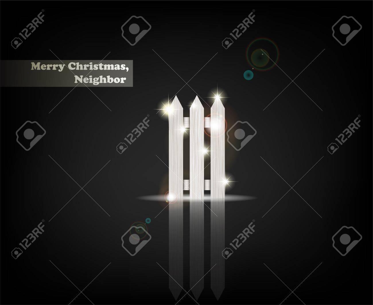 Merry Christmas, Neighbor\