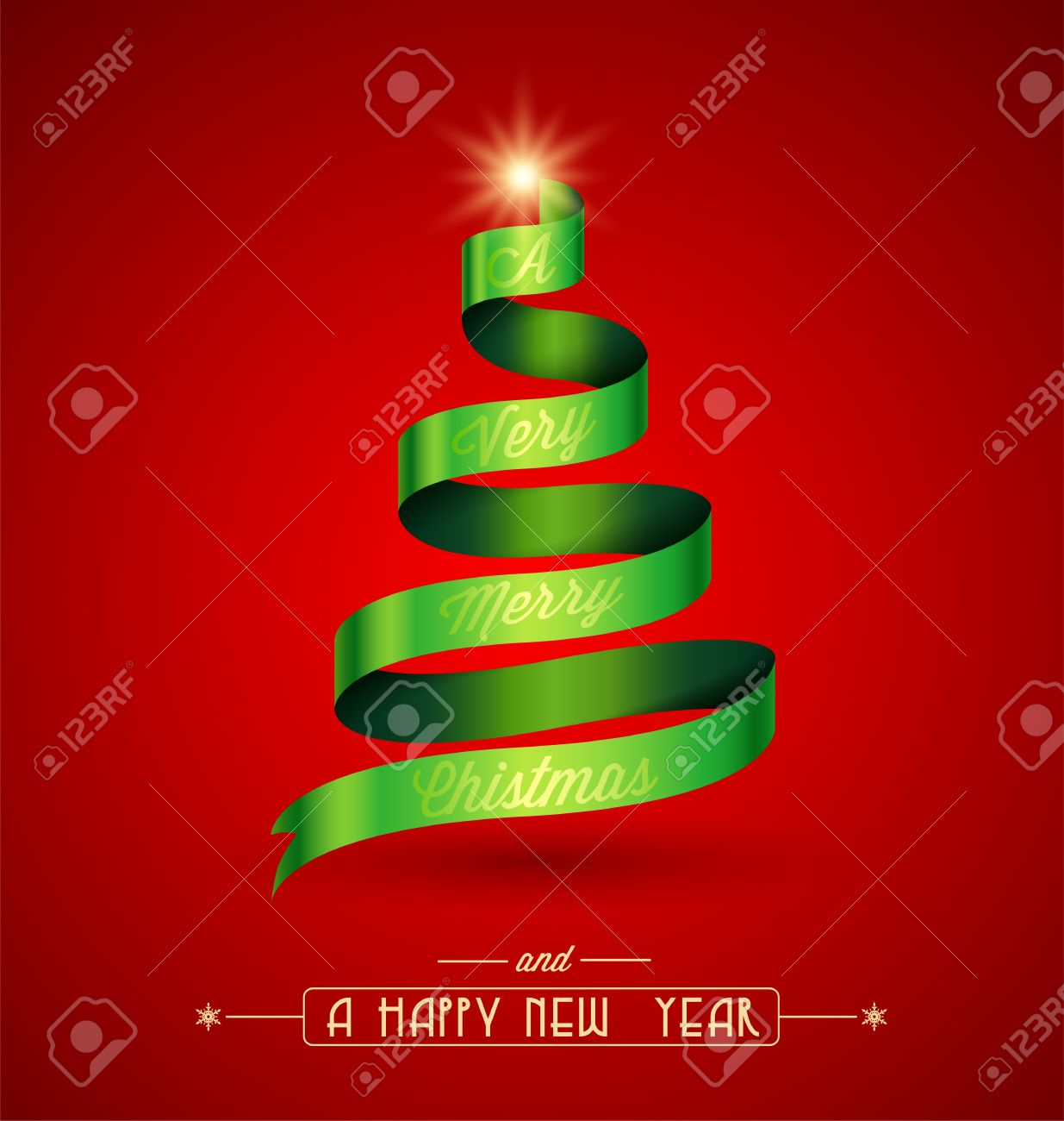 Creative Christmas Tree, \