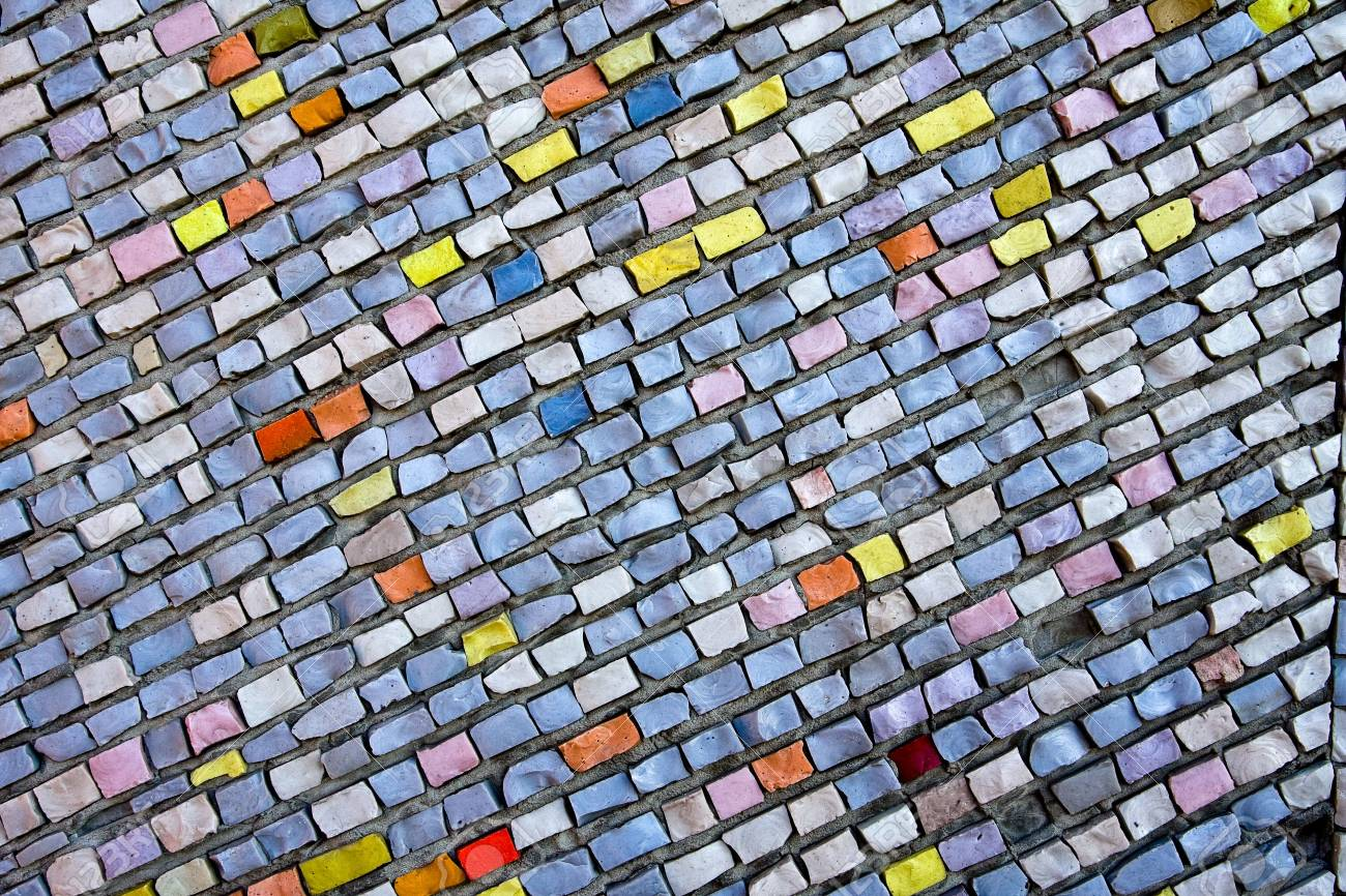 Abstract mosaic background Stock Photo - 8101646