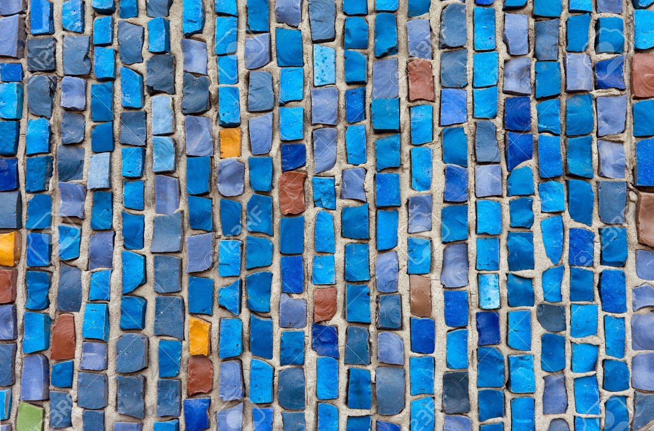 Abstract mosaic background - 9530339