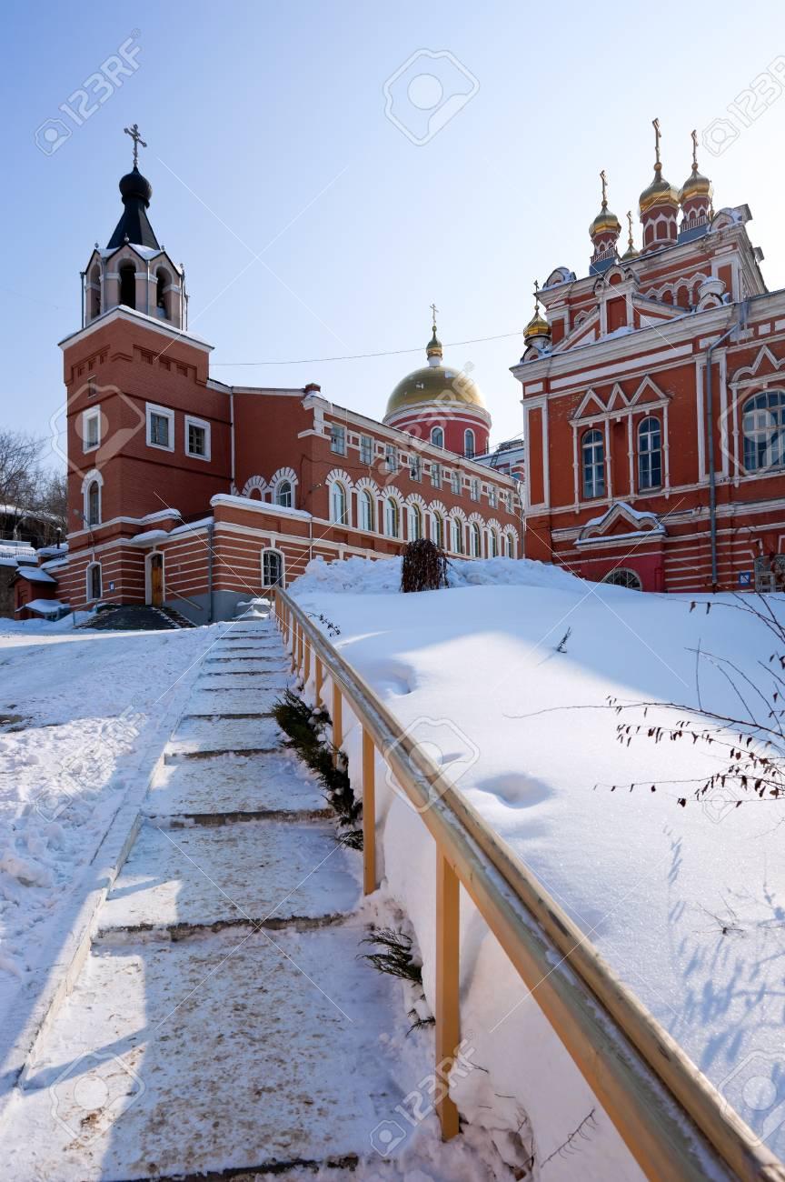サマーラ, ロシアの冬に Iversky...