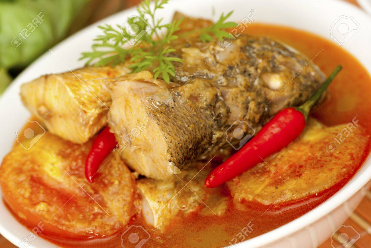 Indian Fish Curry - 9251771
