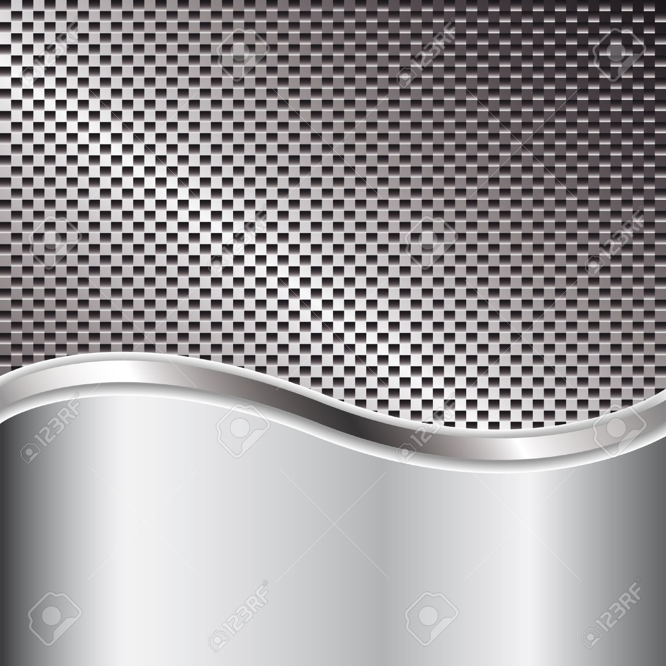Metal background for your design - 10555682