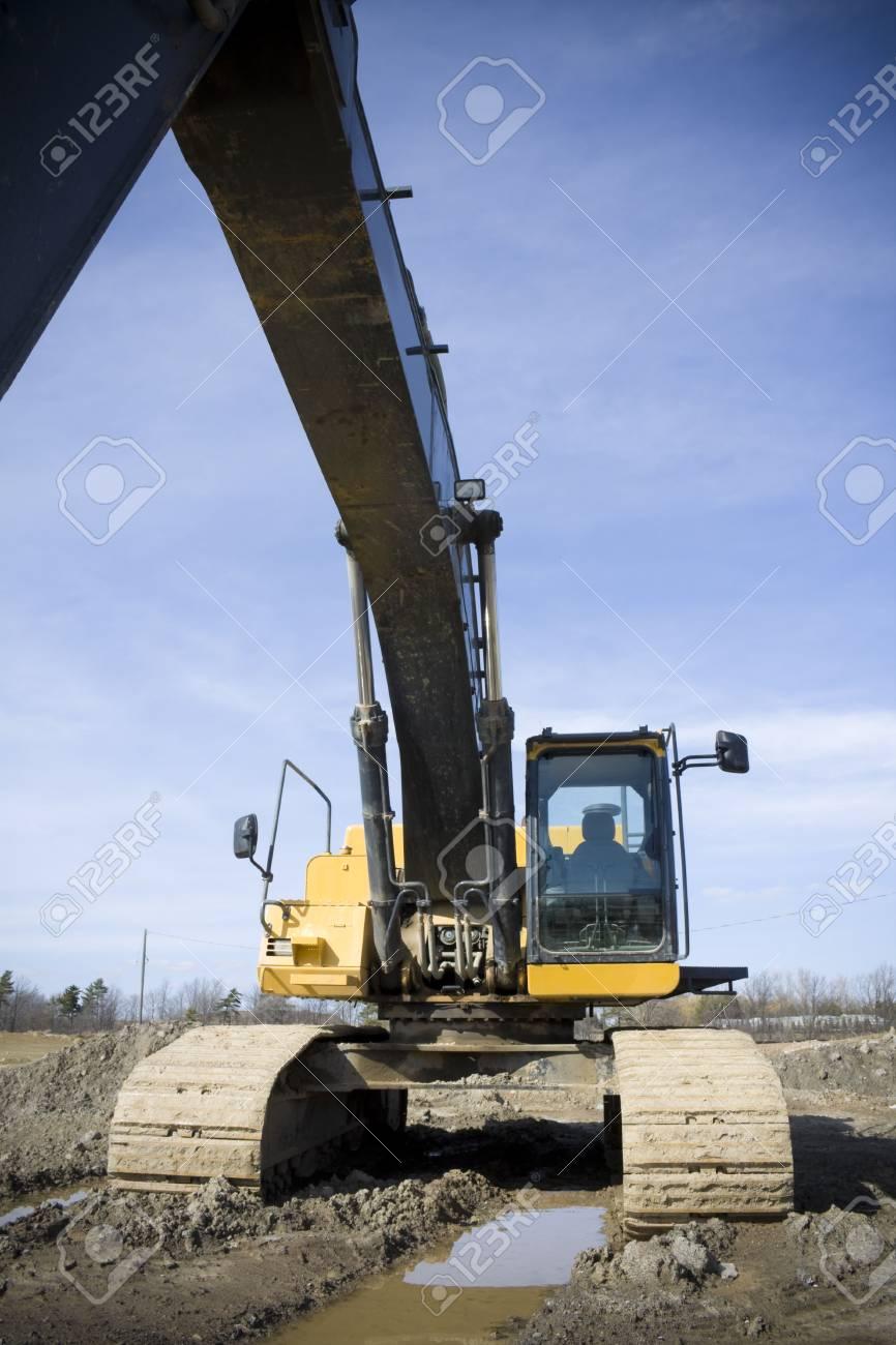 Excavator Stock Photo - 4660398