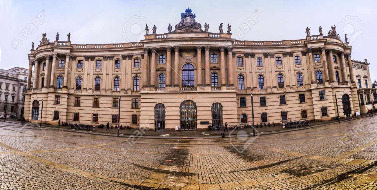 Humboldt University in Germany