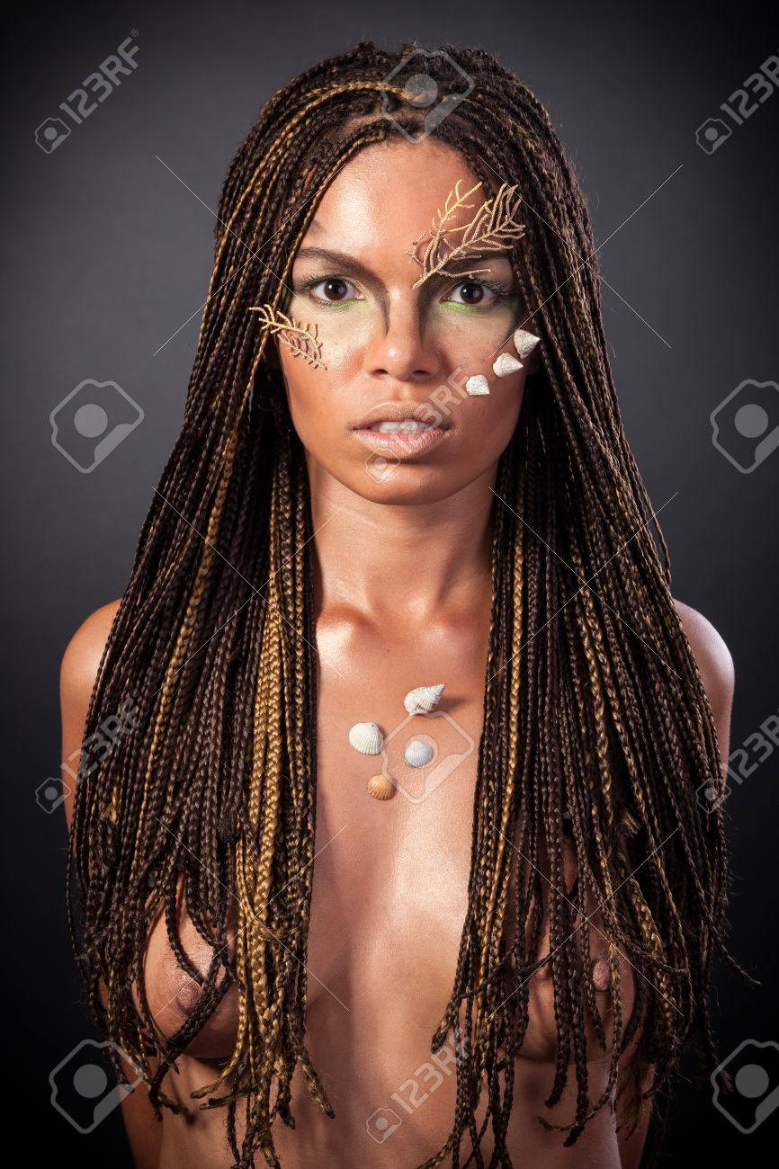 Females with dreadlocks nude negro