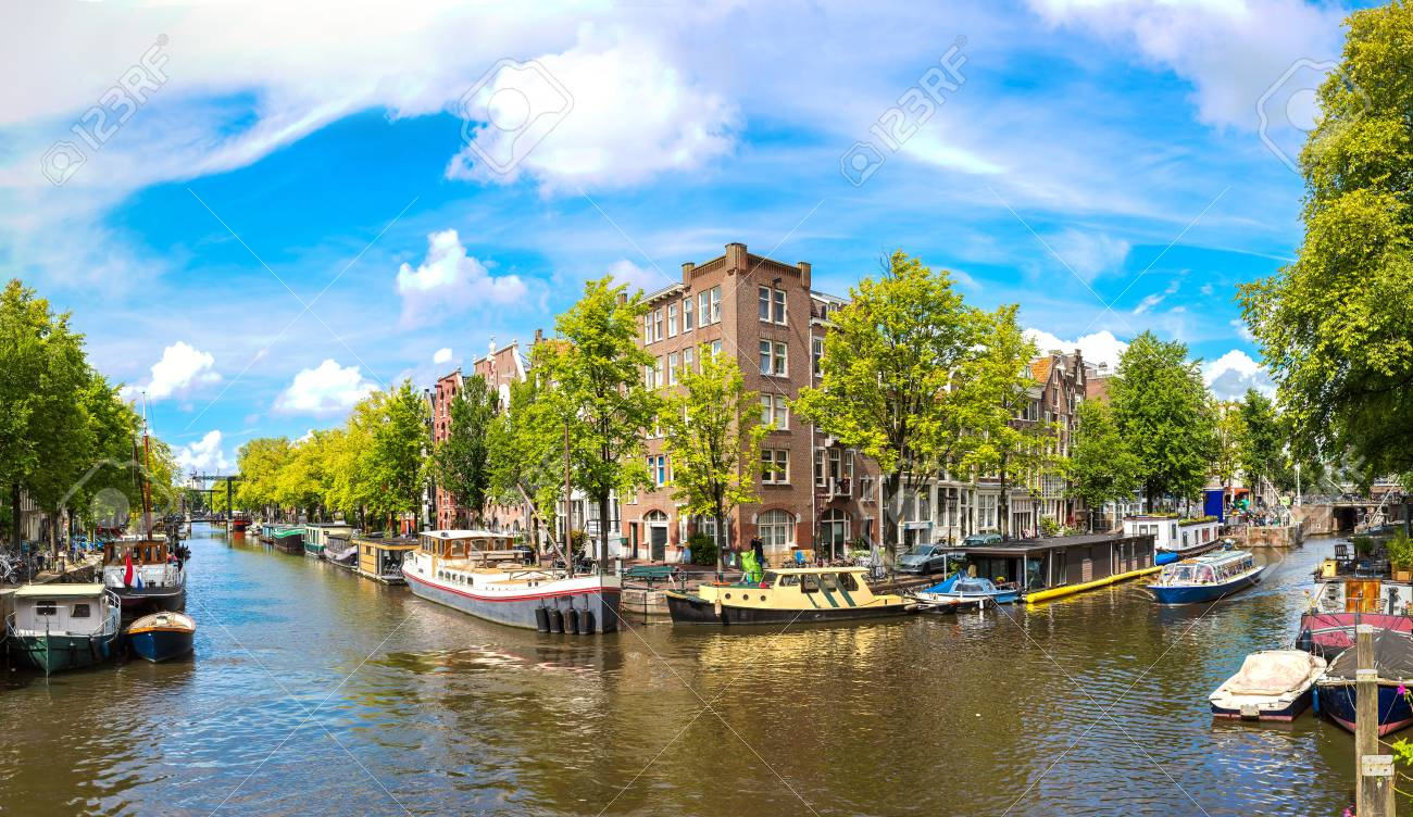amsterdam capitale des pays bas
