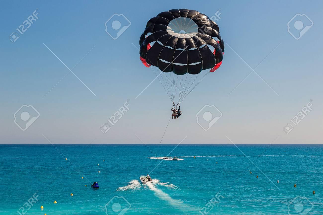 parachutisme nice