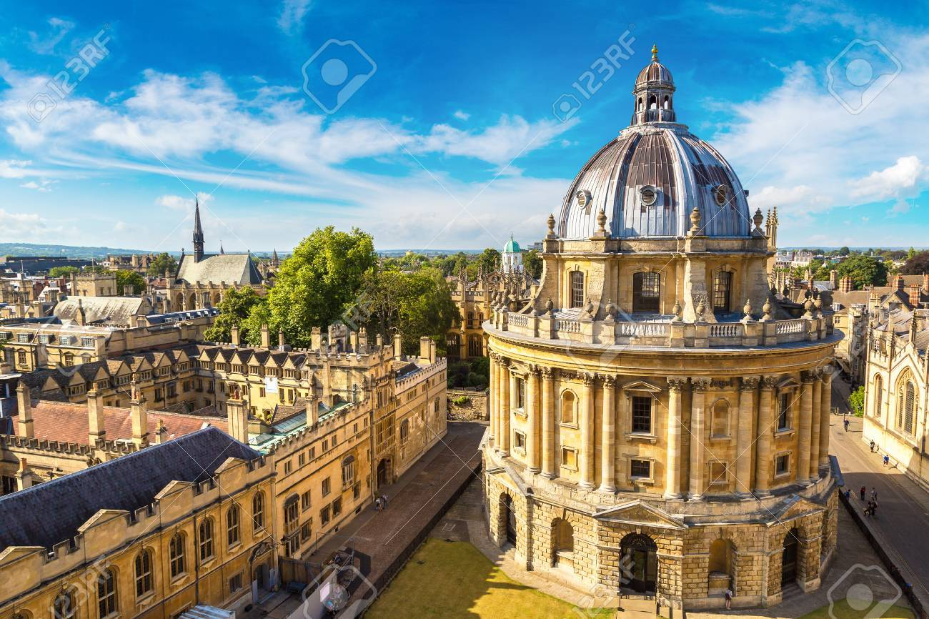 Radcliffe Camera, Bodleian Library, Oxford University, Oxford, Oxfordshire, England, United Kingdom - 70712507