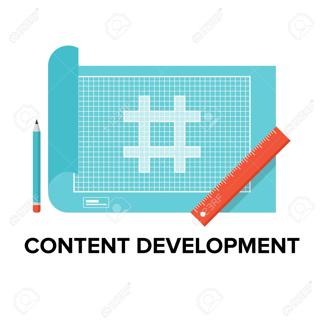 Content development process of web design and website interface content development process of web design and website interface optimization webpage blueprint and html coding malvernweather Images