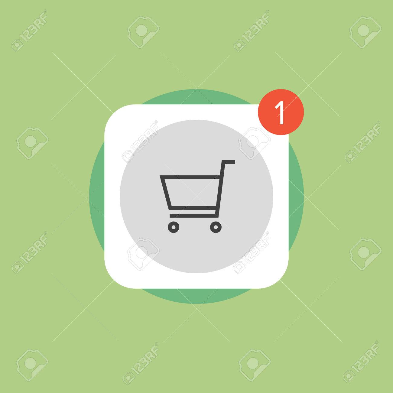 App store shopping cart with update symbol online mobile app store shopping cart with update symbol online mobile application download button flat icon buycottarizona Images