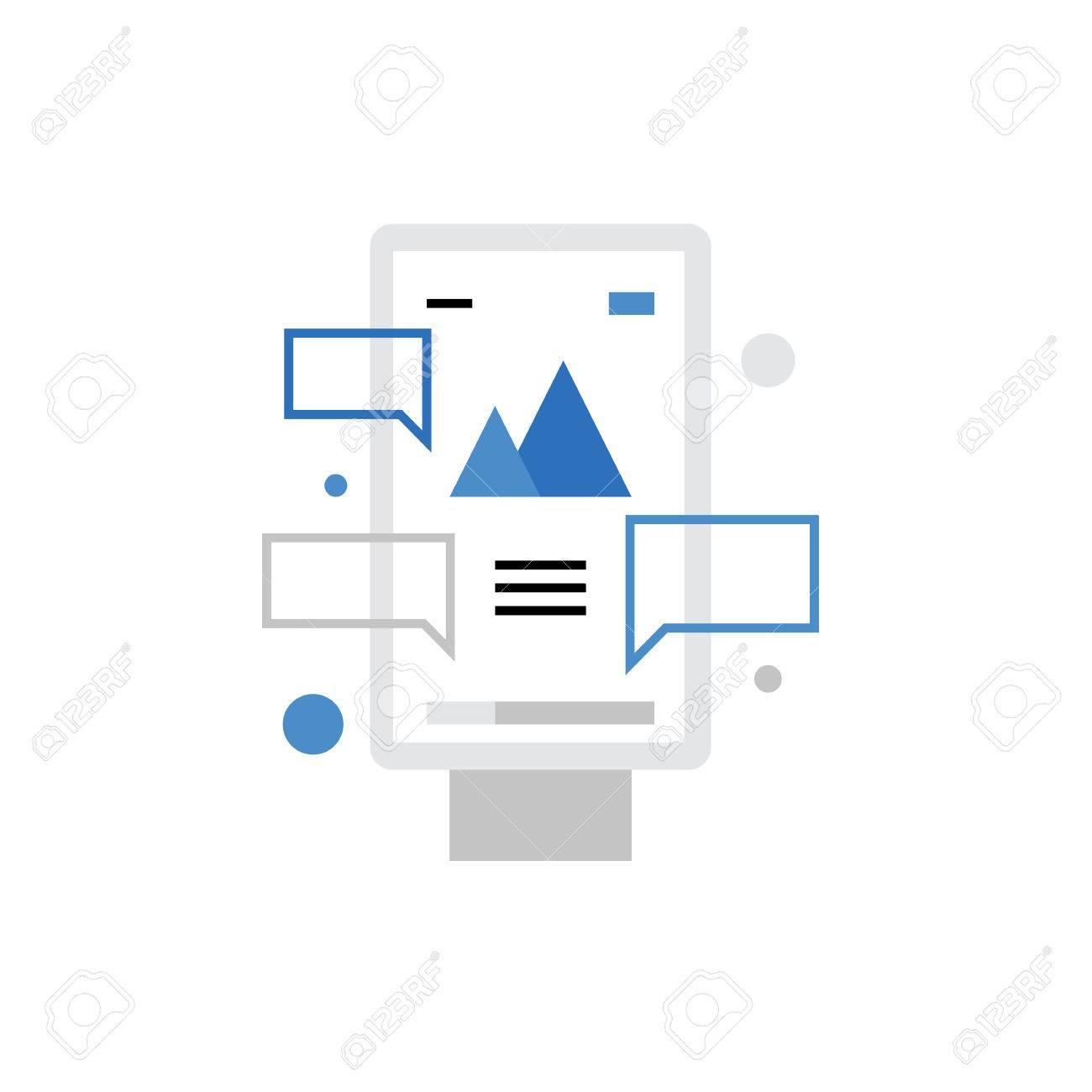 foto de archivo icono de vectores modernos de soporte tarjeta de la informacin y la caja de luz anuncio calidad ilustracin vectorial