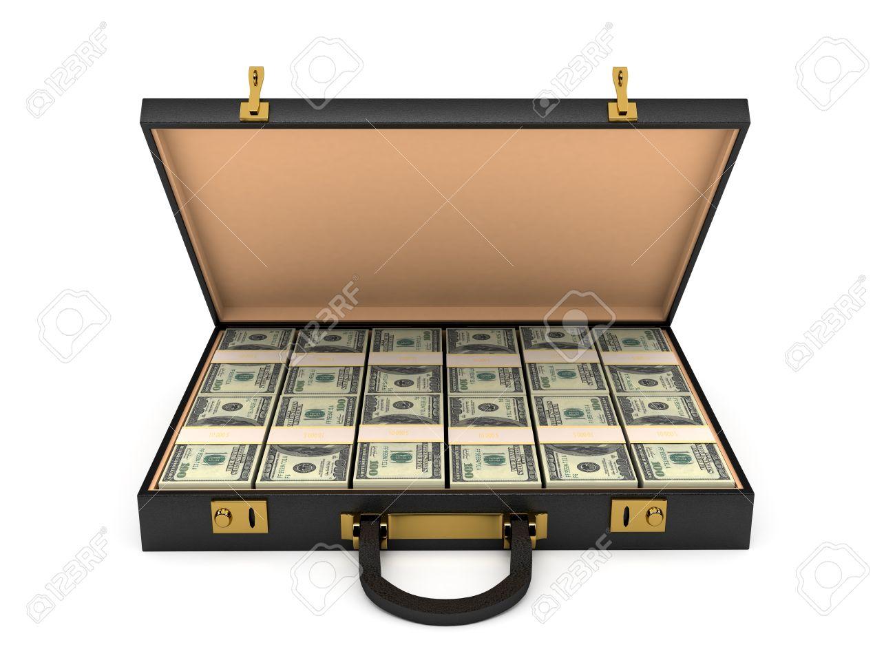 кейс на деньги