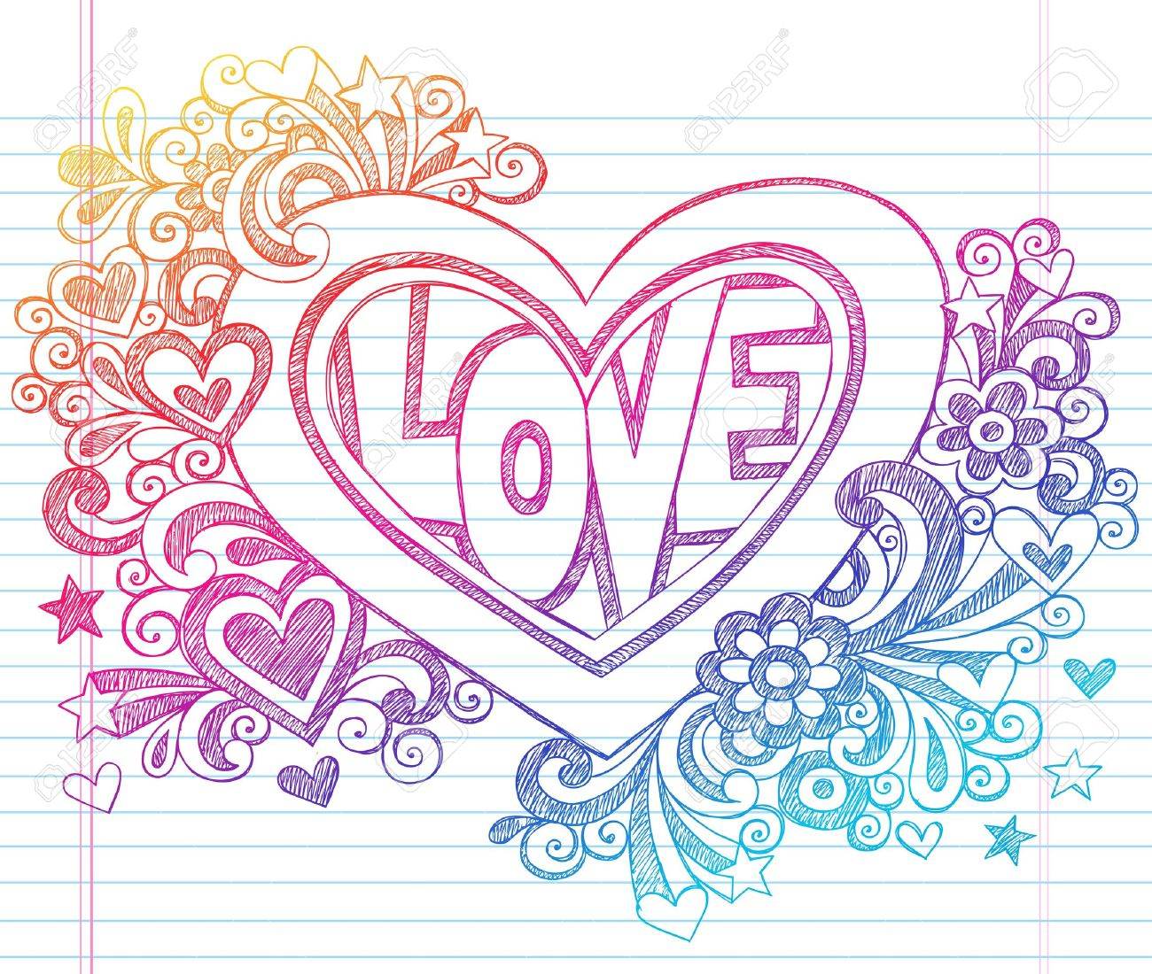 Cute Easy Drawings Cute Love Doodles to Draw Love Doodles to Draw Love