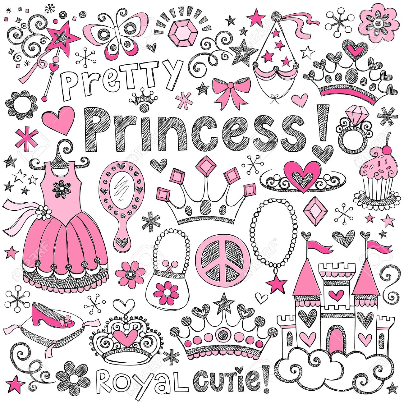 8,031 Girly Stock Vector Illustration And Royalty Free Girly Clipart
