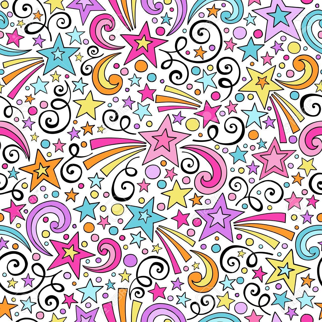 星とまんじシームレスなパターン - groovy のノートブックいたずら書き