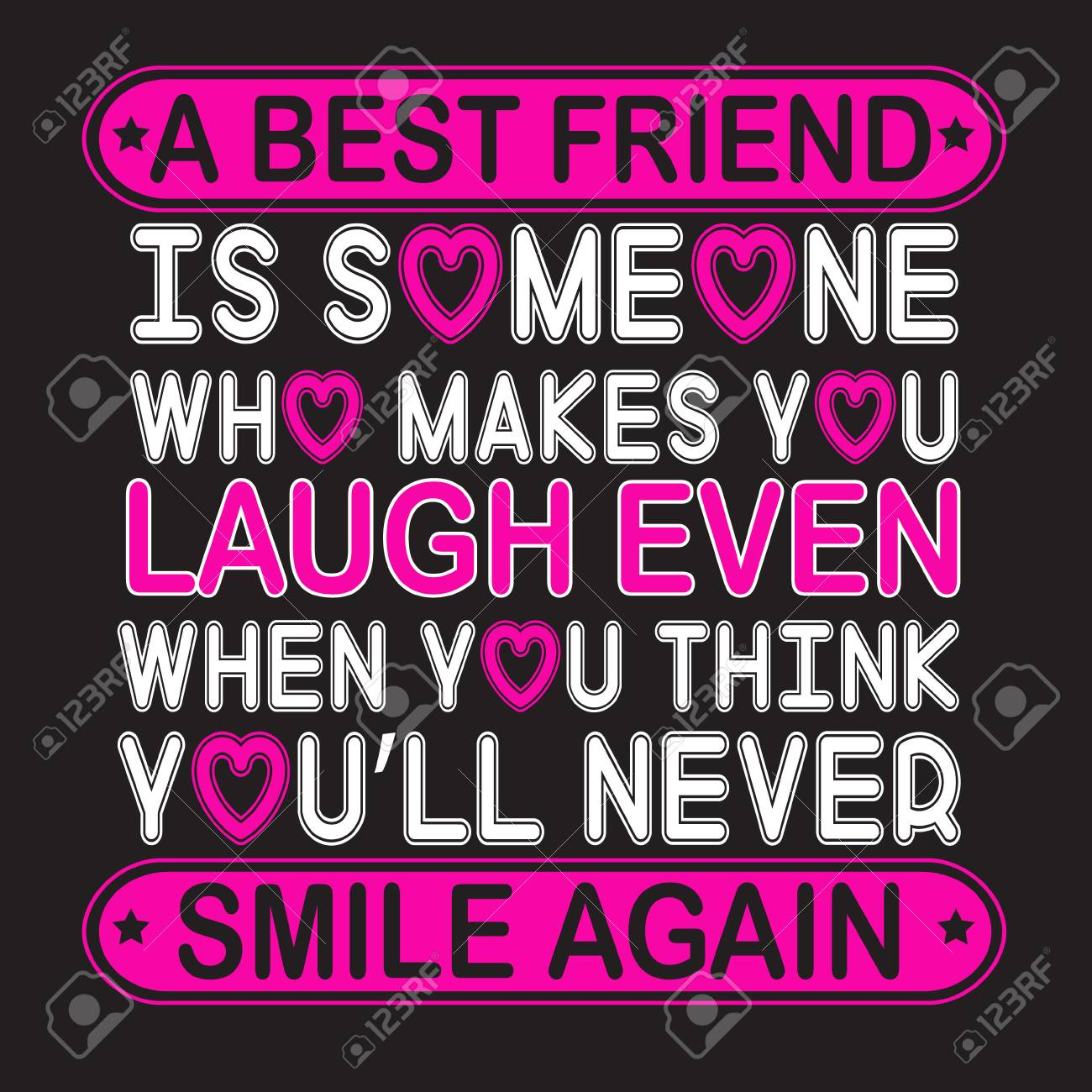 friendship quote and saying a best friend is someone who makes