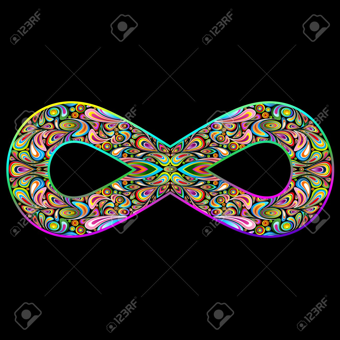 Infinity Symbol Infinity Sign Mathematics Physics Unicode