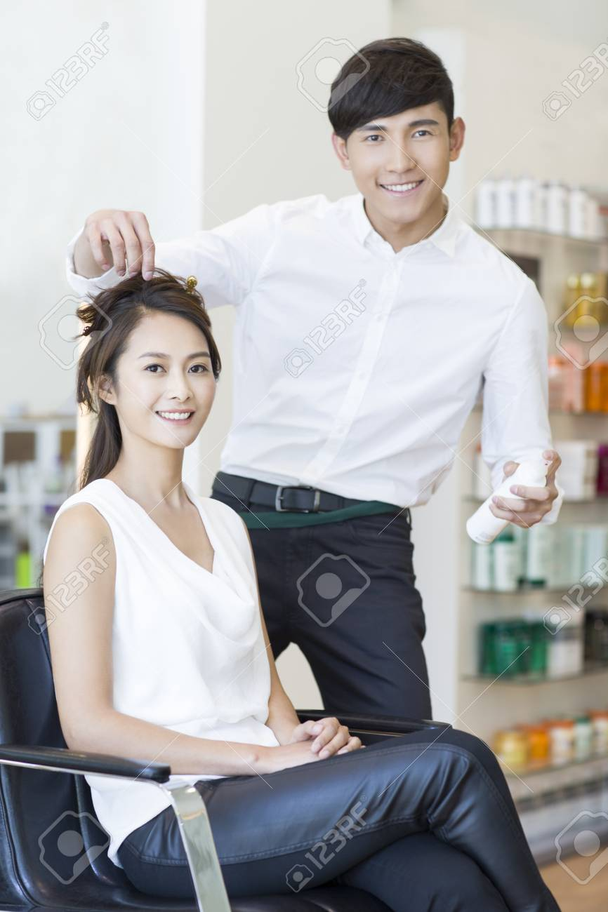 dating your hairdresser